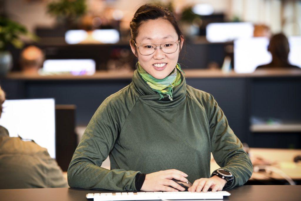 Journalist Astrid Bigum Kristensen